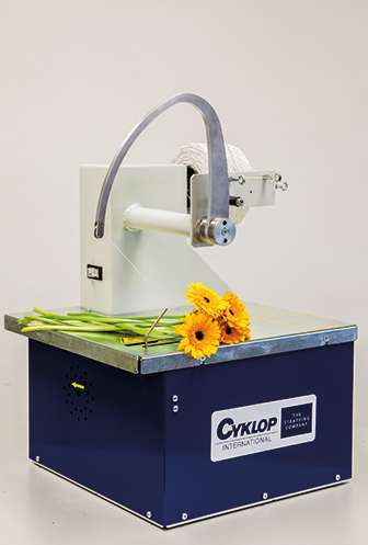 Elastic Binder Axro 2 Basic Flowers
